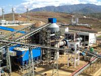 河南郑州活性石灰回转窑生产案例