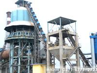 黑龙江水泥回转窑生产案例