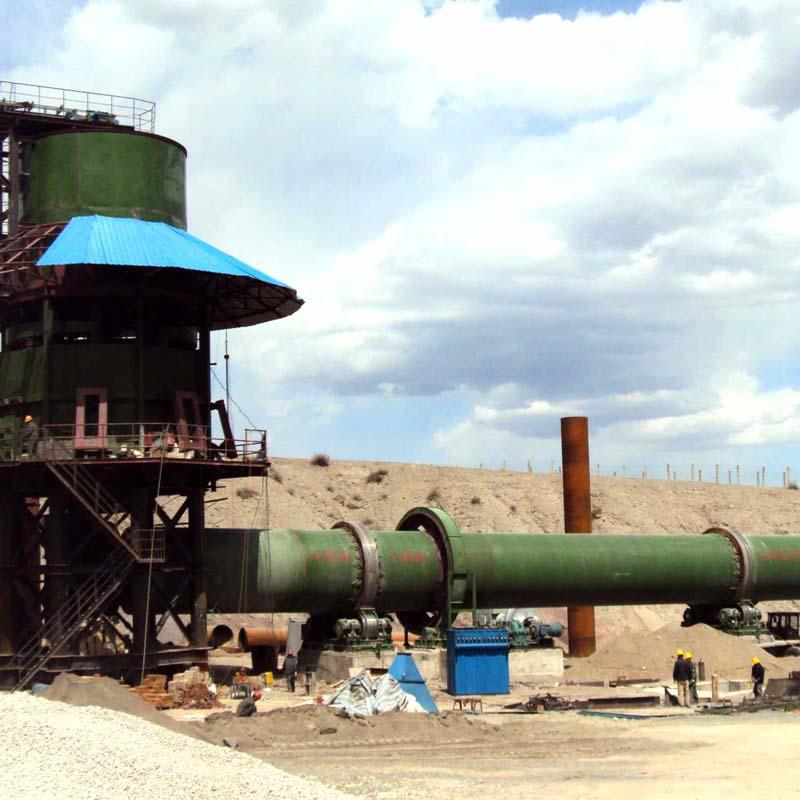 山西大同陶粒砂生产案例