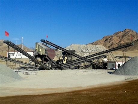 山东济宁砂石生产案例