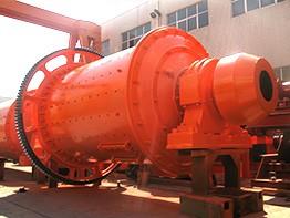 赤铜矿球磨机